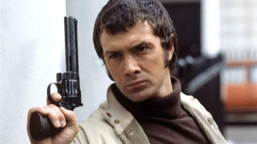 Professionals star Lewis Collins dies aged 67: a home-grown action hero too tough for James Bond