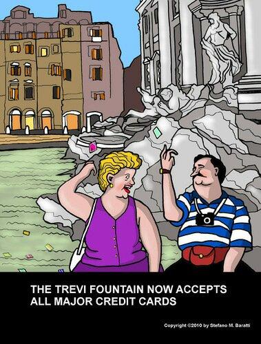 When in Rome. . . .