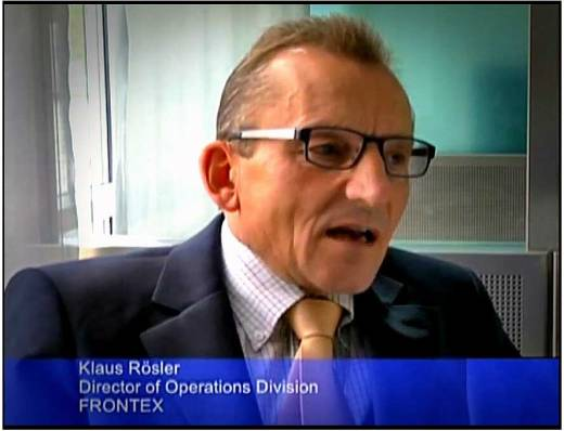 FRONTEX'S OPERATIONS DIRECTOR LIKELY TO BECOME THE EU AGENCY'S NEXT DIRECTOR GENERAL