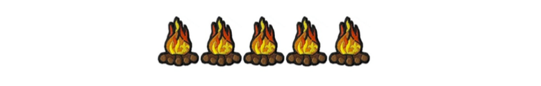 TINDER FOR THE FIRE, KINDLING FOR THE BLAZE