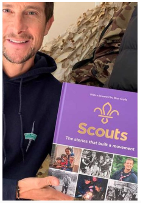 A book for every Scout, past, present and future. This is the story of the Scouts. This inspiring book has sections on the history of Scouting, Scouts today, and how Scouts have gone to become rock stars, astronauts and presidents. Scout Ambassador for World Scouting Bear Grylls, provides a foreword to this amazing book.