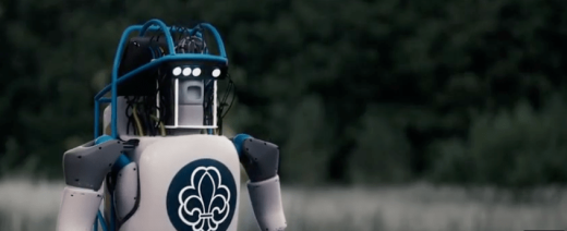 MOVE OVER ROBOCOP, HERE COMES ROBOSCOUT